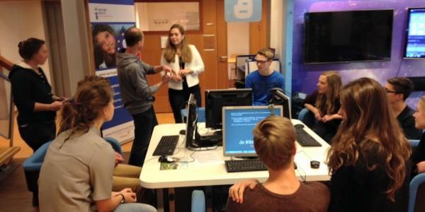 Videoworkshop Murmelliusgymnasium