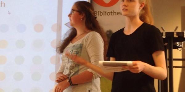 Presentaties leerlingen Jan Arentsz