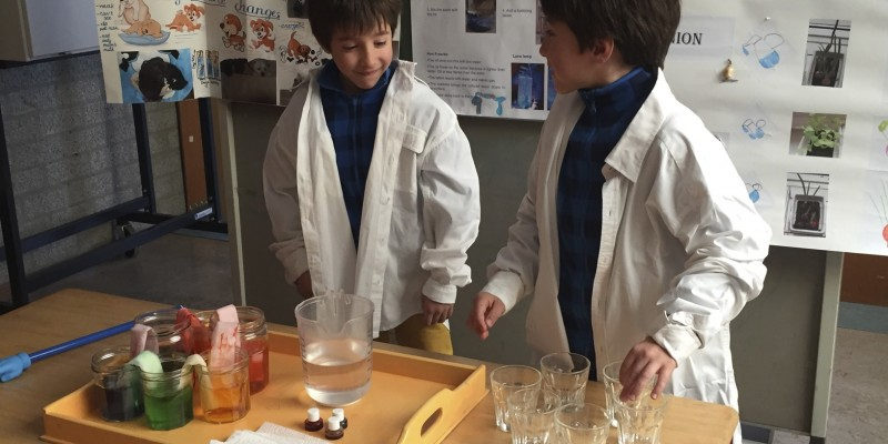 Petten Science Competitie