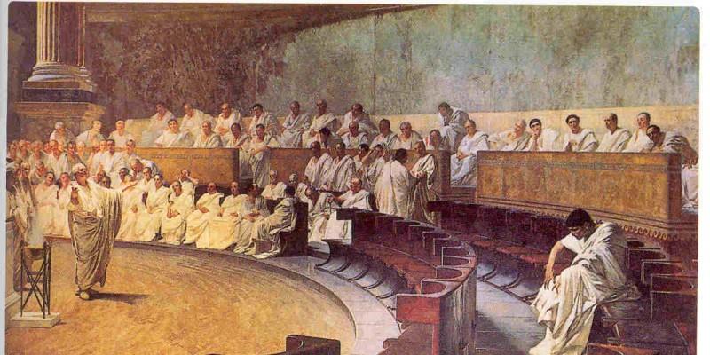 De Senaat - lezing democratie De Mare